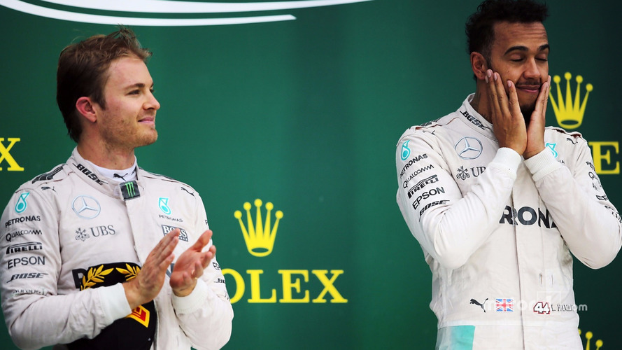 Hamilton admits winning F1 title