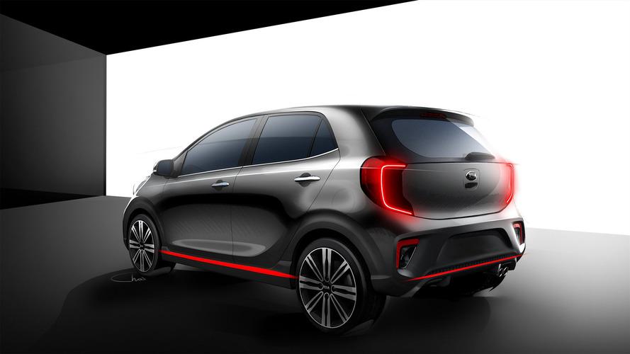 Kia Picanto gets a 'Mini' reveal in new Picanto GT-Line spec