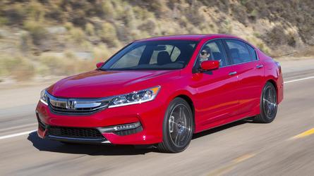 2017 Honda Accord Sport Special Edition announced for U.S.