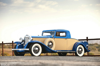For When a V8 Wasn't Enough: The Marmon Sixteen