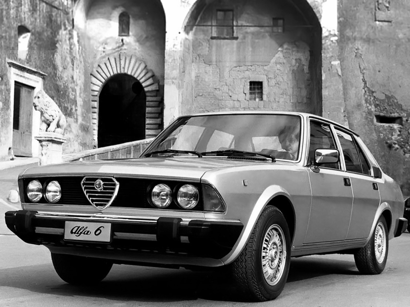 Alfa Romeo Alfa 6