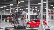 2017 Honda/Acura NSX production