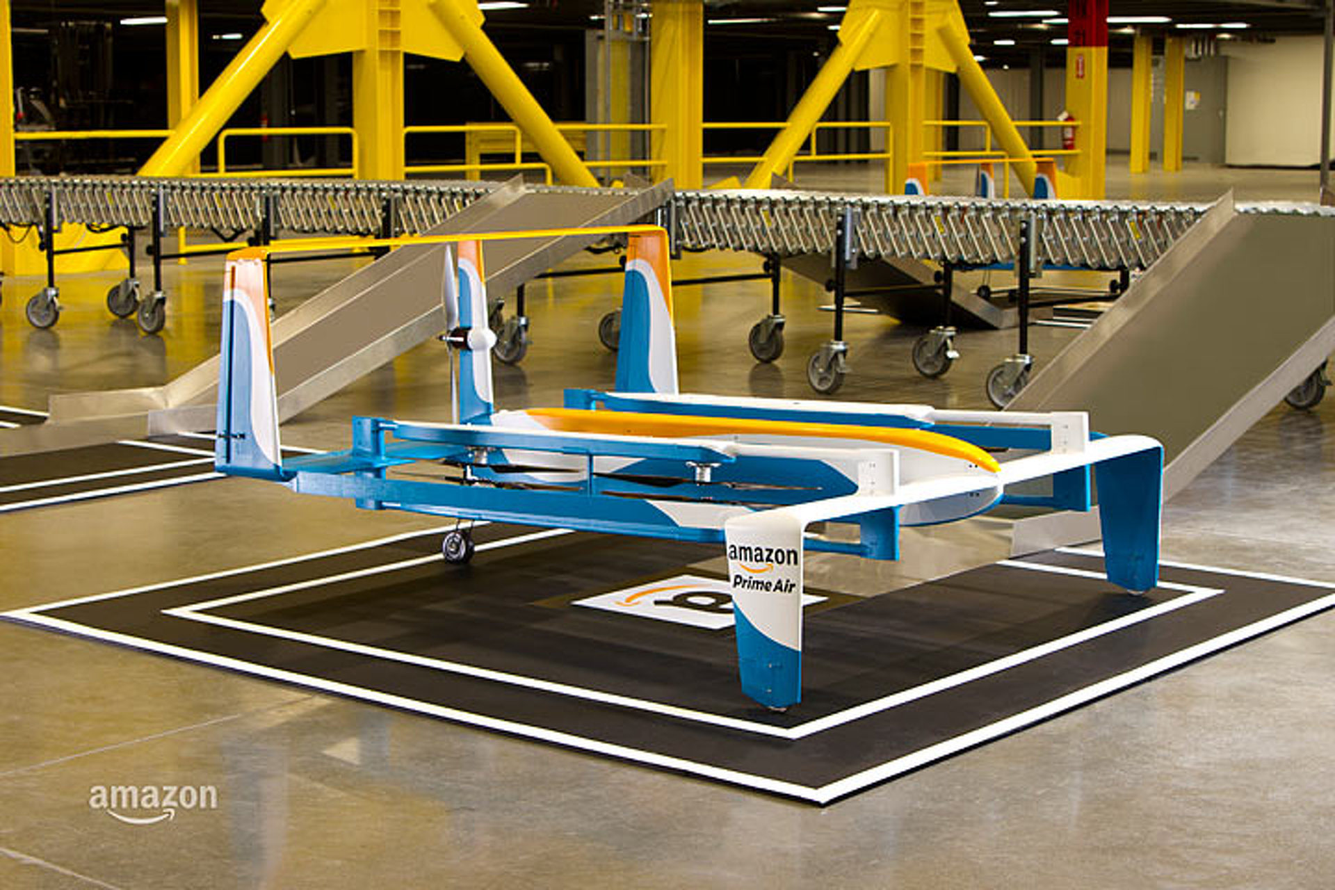 Watch Jeremy Clarkson Explain Amazon Prime Air