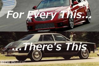 Why Your Car Brand Sucks/Rocks: Cadillac
