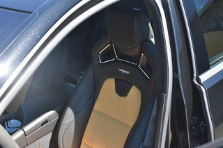 2016 CTS-V Not Yet the One–Two Punch Cadillac Envisioned: First Drive