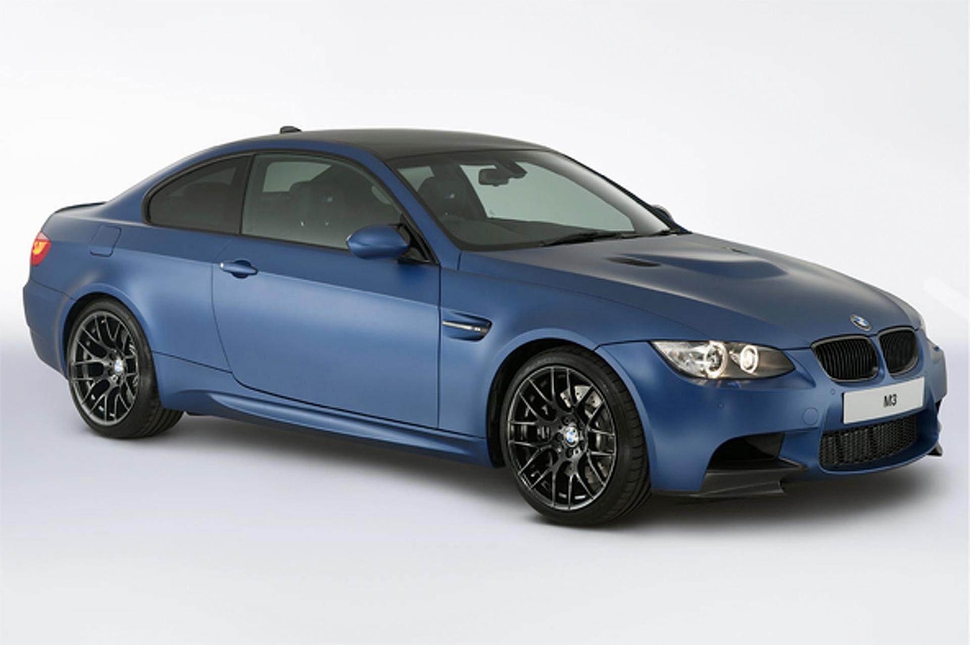 Unveiled: BMW M3 M Performance Edition