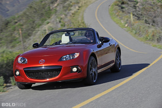 The 2015 Mazda MX-5 25th Anniversary Edition Sold Out…In 10 Minutes