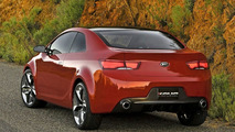Kia to Launch KOUP Concept Based Coupe in 2009
