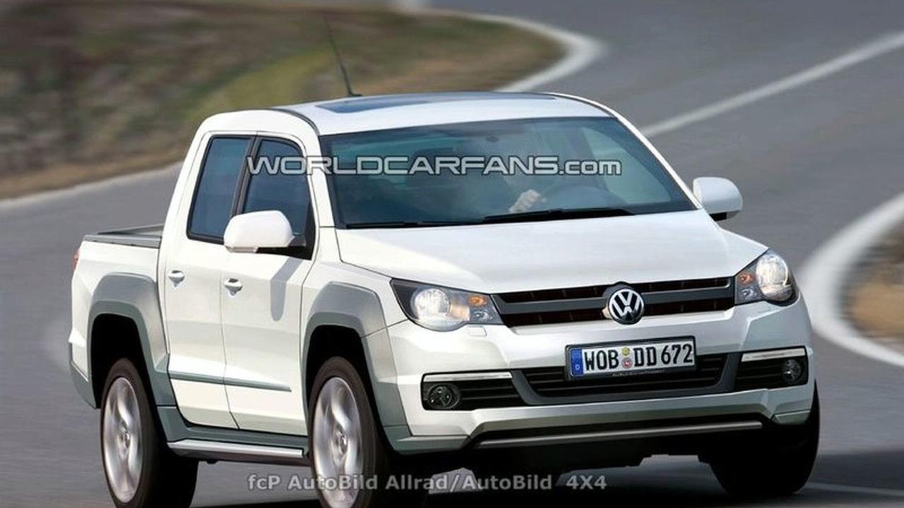 VW Robust artist rendering