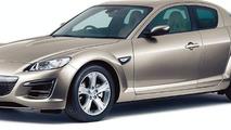 Mazda RX-8 Facelift In Detail