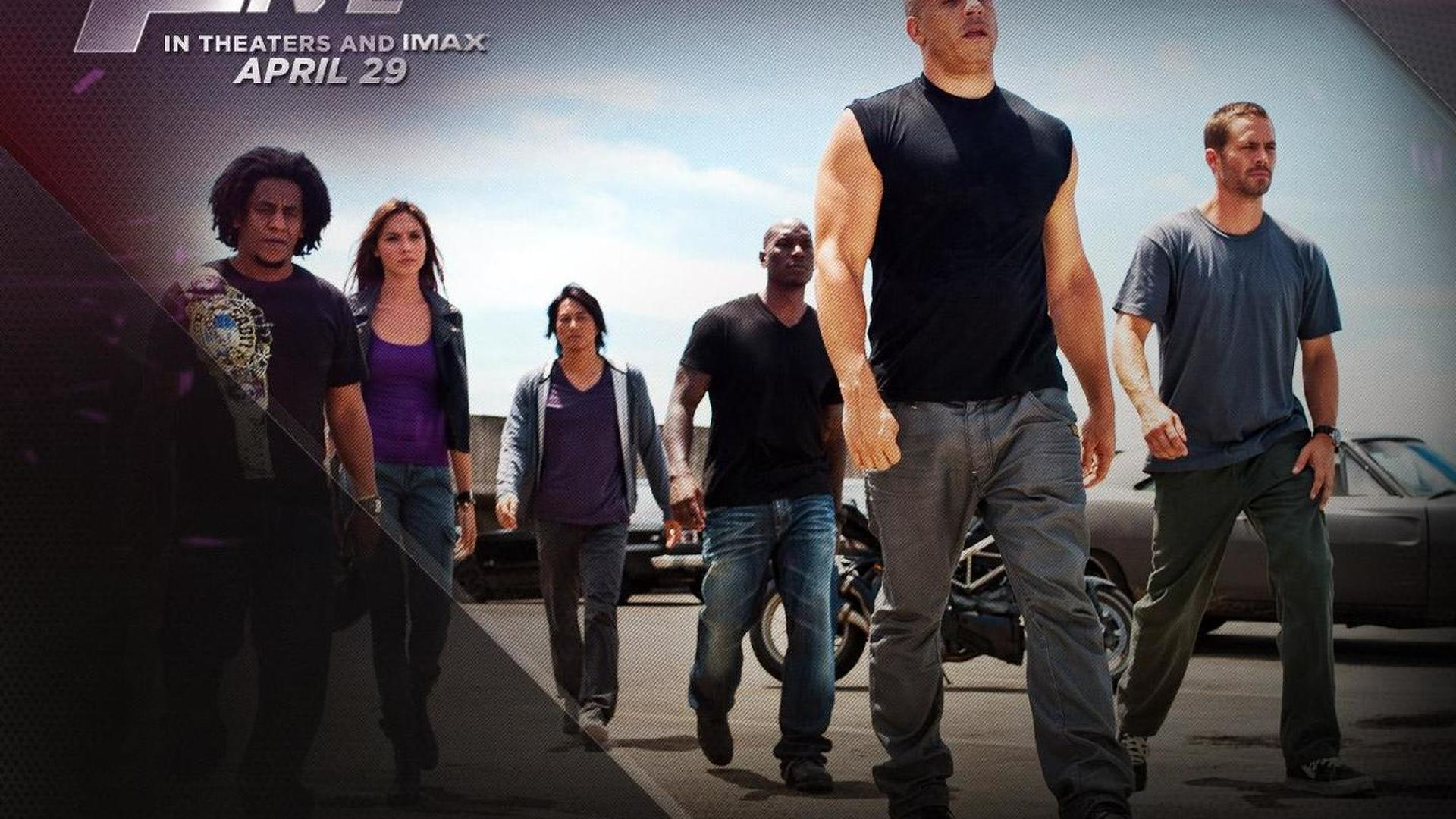 Extended scene from Fast Five online [video]
