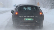 2011 Citroen C4 spy photo winter testing in Lapland 17.01.2010