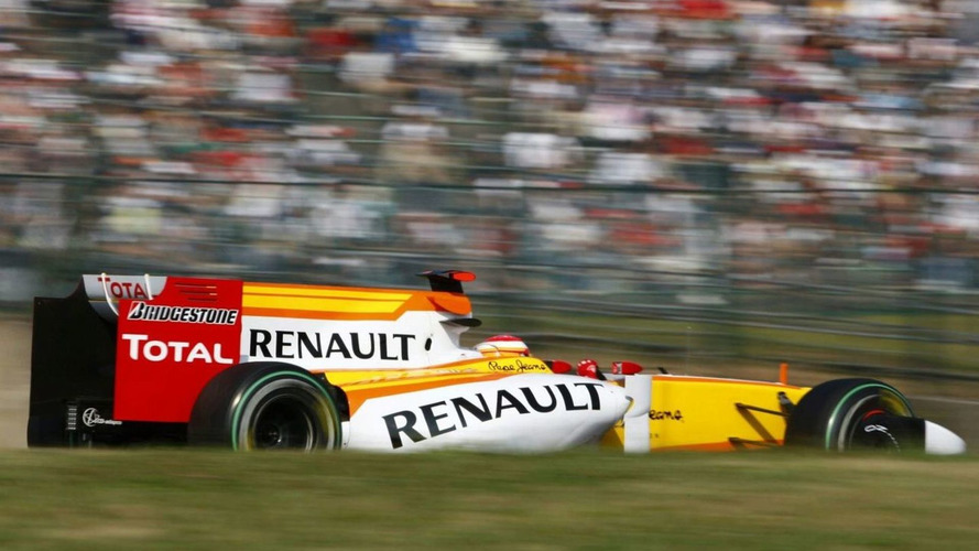 Renault livery unchanged in Brazil