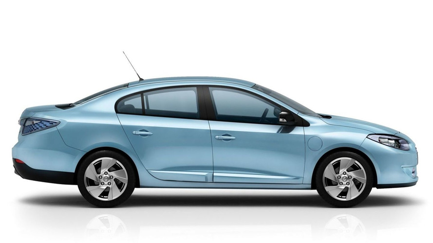 Renault Fluence Z.E. 16.04.2010