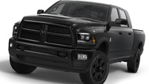 """Ram Heavy Duty Black announced, promises to be the """"baddest-looking"""" truck on the market"""