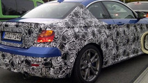 2014 BMW M235i spied on the loose