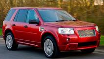 Land Rover Introduce HST Package for Freelander 2 and Range Sport