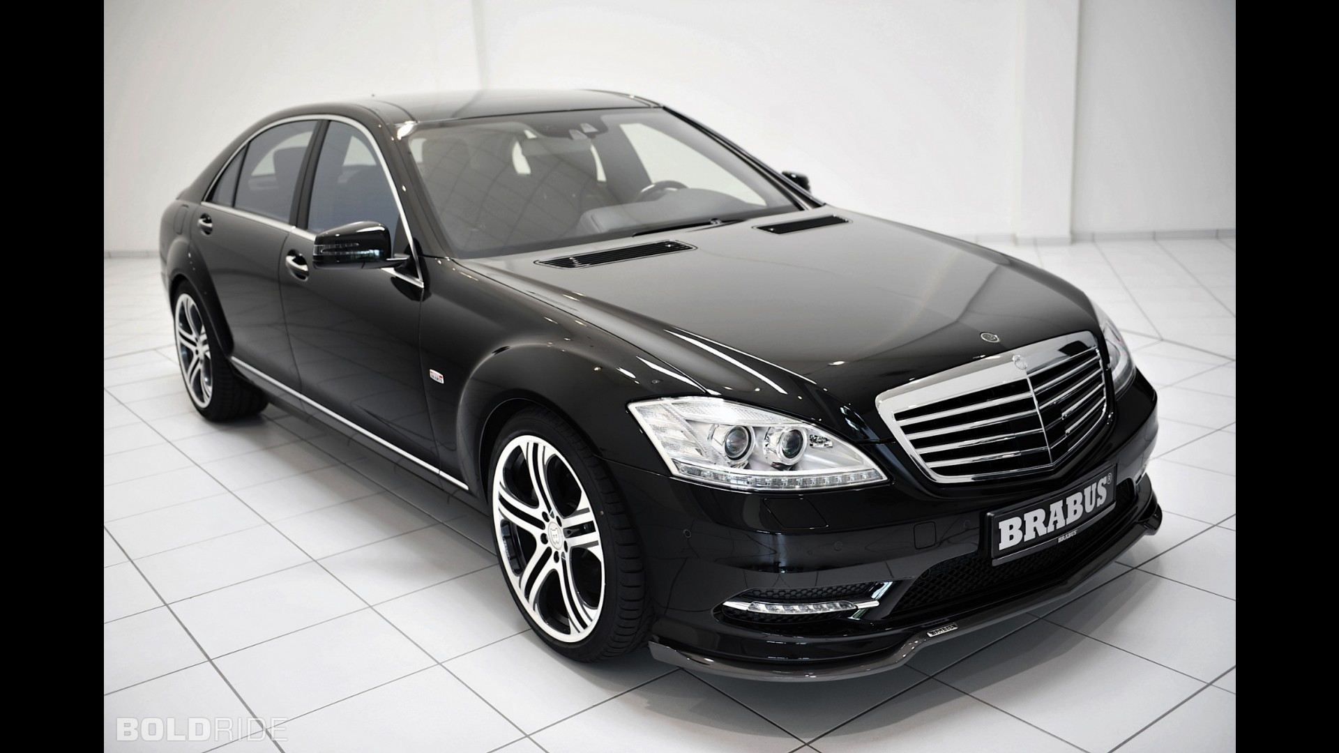 Brabus mercedes benz s class amg for Mercedes benz amg s class