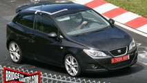 Seat Ibiza Sport Coupe on the Ring