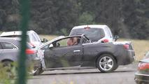 2013 Opel Astra Cabrio spied top down