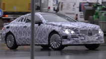2017 Mercedes E-Class Coupe spied in motion [video]