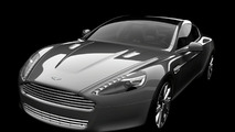 Aston Martin Rapide production version