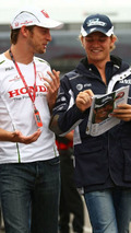 Rosberg expected to be Button's teammate