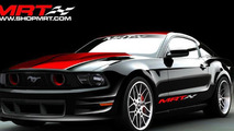 Ford Mustangs bound for SEMA