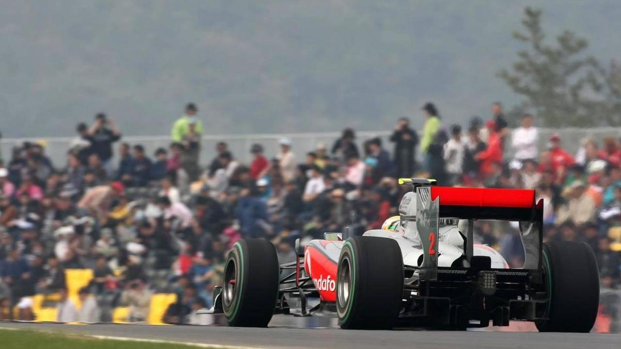 Lewis Hamilton (GBR), McLaren Mercedes - Formula 1 World Championship, Rd 17, Korean Grand Prix, 23.10.2010 Yeongam, Korea
