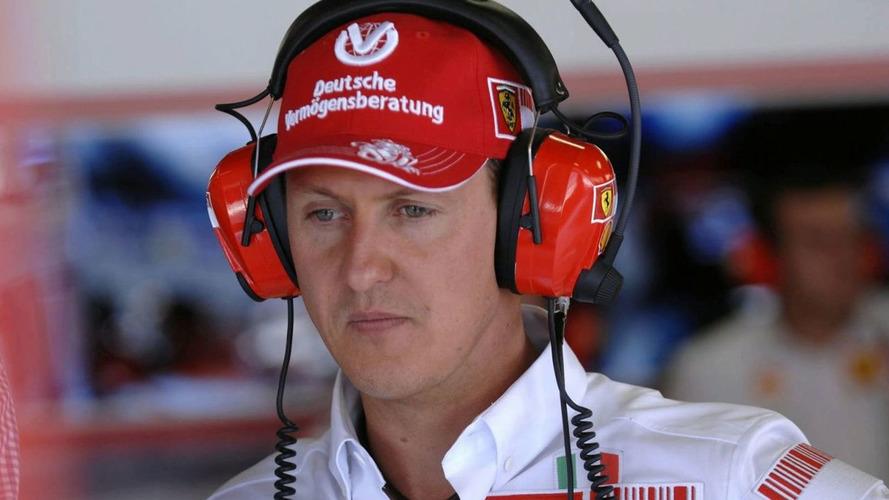 Schu no longer advisor to F1 team