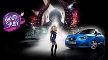 SEAT Ibiza Good Stuff special edition celebrates partnership with Shakira