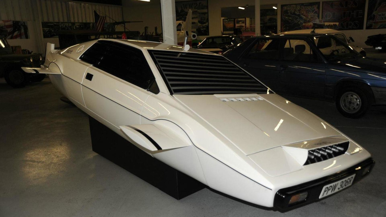 Lotus Esprit S1 from The Spy Who Loved Me