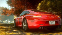 Need for Speed: The Run 2012 Porsche 911 Carrera S 13.10.2011