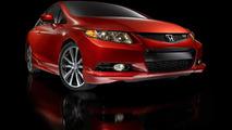 2012 Honda Civic Si Coupe HFP for SEMA - 2.11.2011