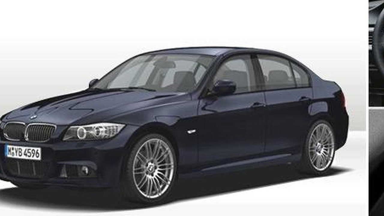BMW 3-Series Carbon Sport Edition - 4.11.2011