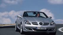 Tenth Anniversary for Mercedes SLK-Class