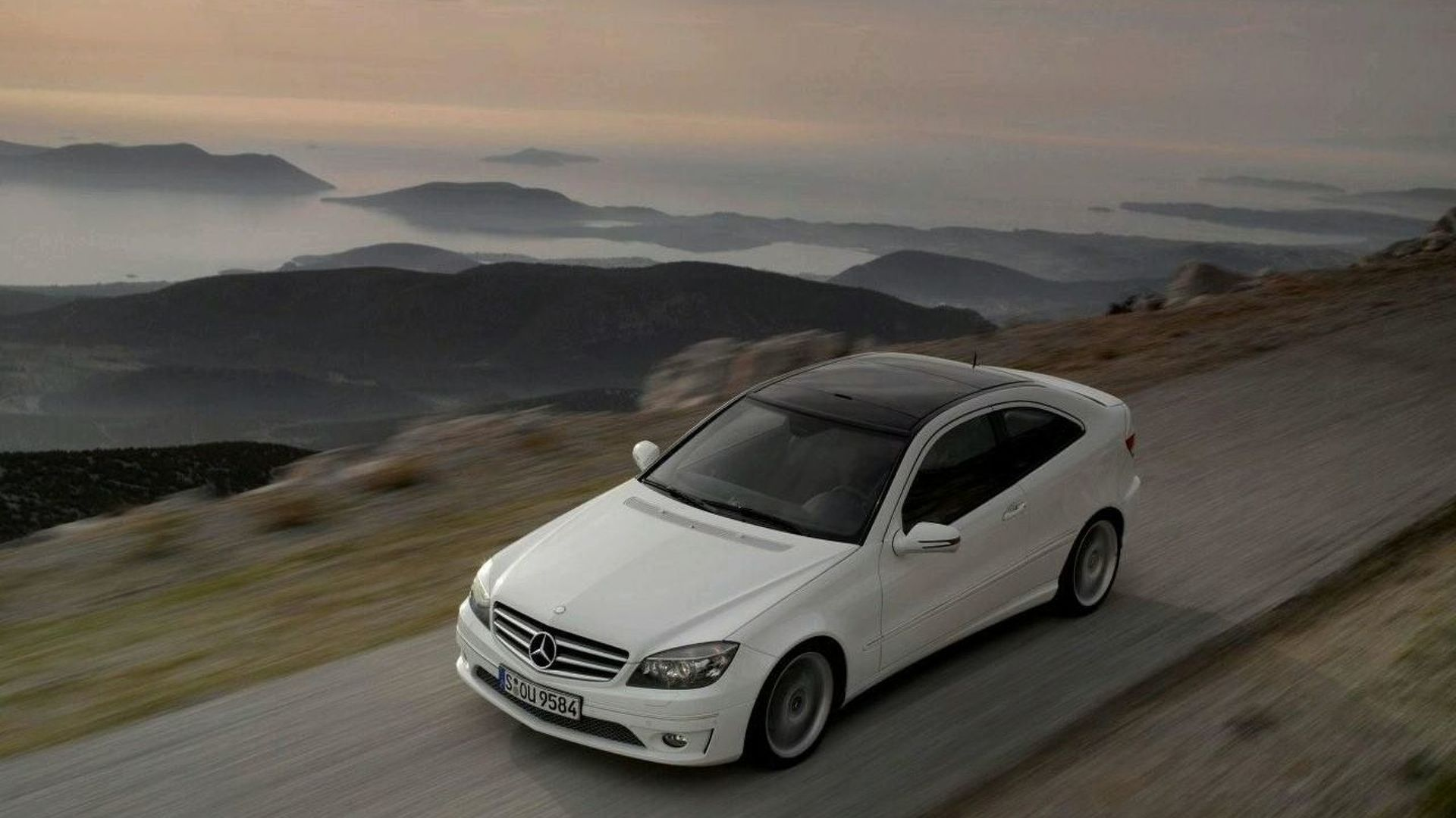 New Mercedes-Benz CLC-Class Revealed