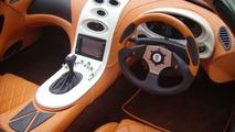 200mph Biodiesel Trident Iceni Sportscar Nears Production