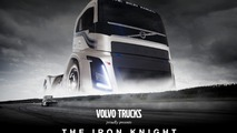The Iron Knight - Le camion Volvo de 2400 chevaux bat deux records de vitesse mondiaux !