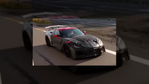 2018 Chevy Corvette ZR1 prototypes spotted up close in Michigan traffic
