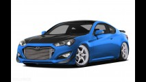 Bisimoto Hyundai Genesis Coupe