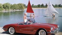 1960 Chevrolet Corvette 29.6.2012