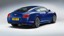 2013 Bentley Continental GT Speed revealed - debut at Goodwood