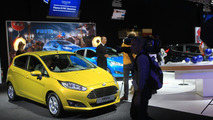 2013 Ford Fiesta live Paris 28.9.2012