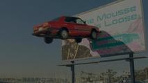 still image from 2012 Audi Super Bowl commercial teaser