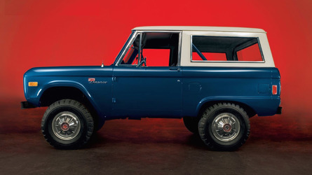 First-Generation Ford Bronco