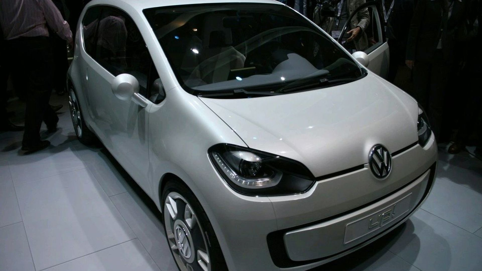Volkswagen Up! Blue E-motion to get 95 mpg - report
