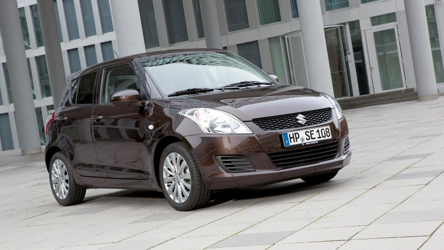 Suzuki Swift X-TRA launched in Germany