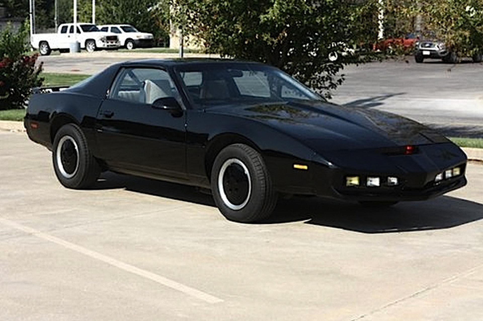 Ebay Car Of The Week 1986 Pontiac Firebird Knight Rider