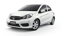 Honda Brio facelift brings sportier look in Asia